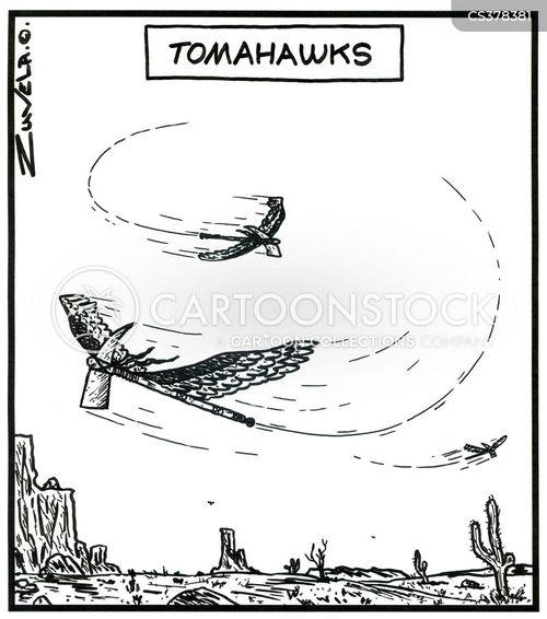 native indians cartoon