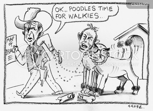 coalitions cartoon