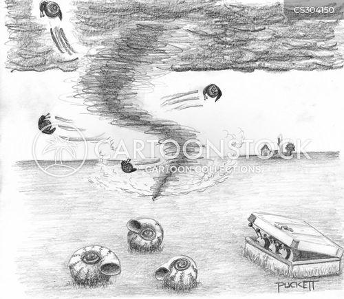 high winds cartoon