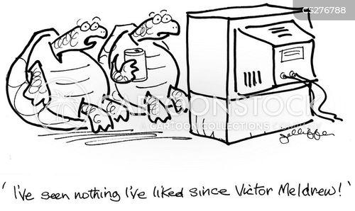 victor meldrew cartoon