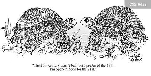 centuries cartoon