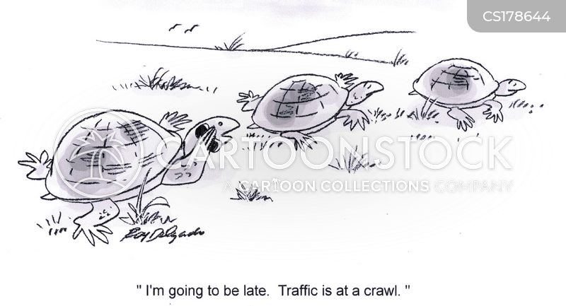 crawls cartoon