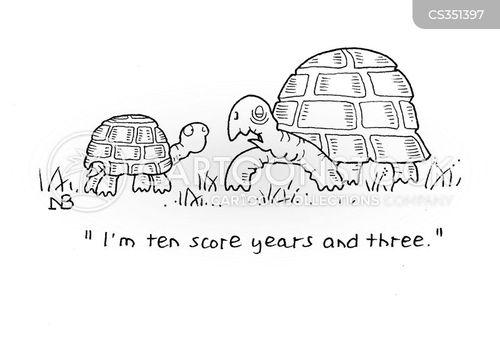 wrinkled cartoon