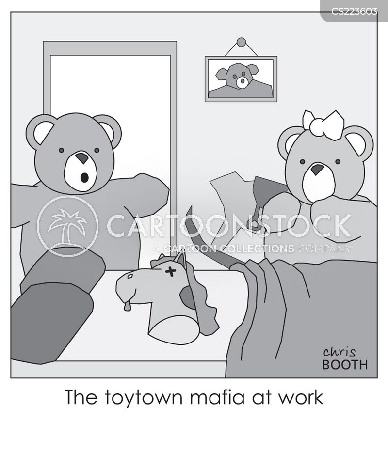 teddybears cartoon