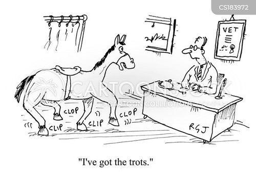 Diarrhea Cartoons and Comics - funny pictures from CartoonStock