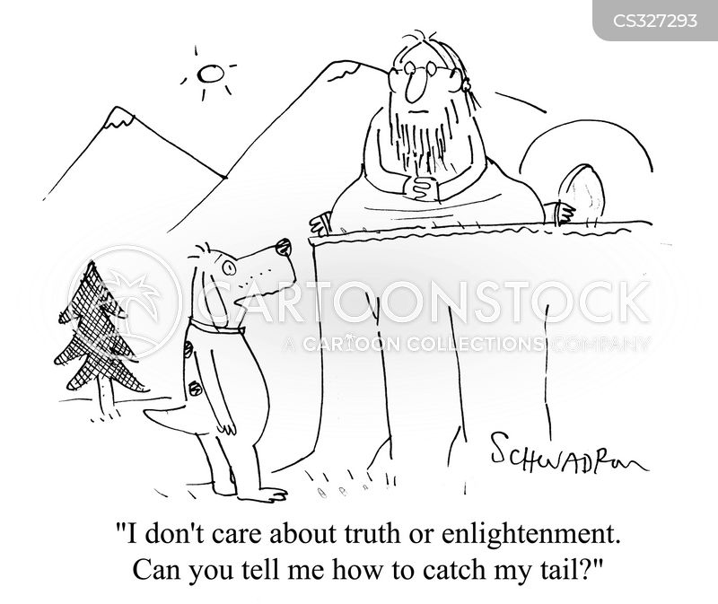 mountain men cartoon