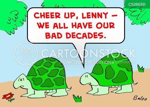 decade cartoon
