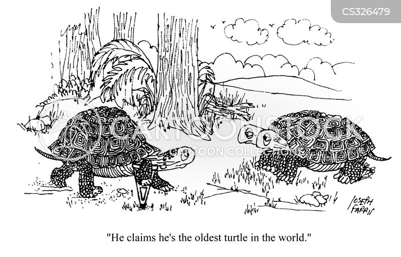 oldest cartoon