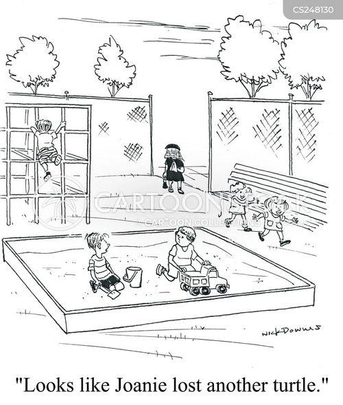 mourned cartoon