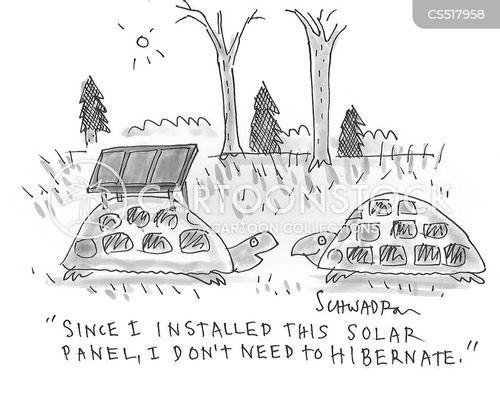 installs cartoon