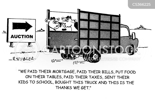 taken advantage cartoon