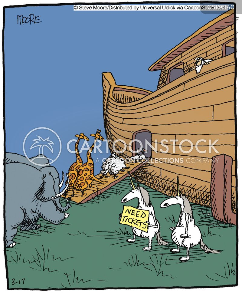 noahs ark cartoon