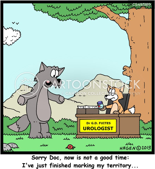 urologists cartoon