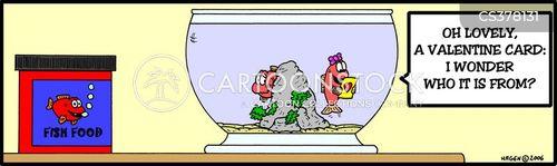 admirer cartoon