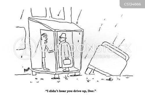 field call cartoon
