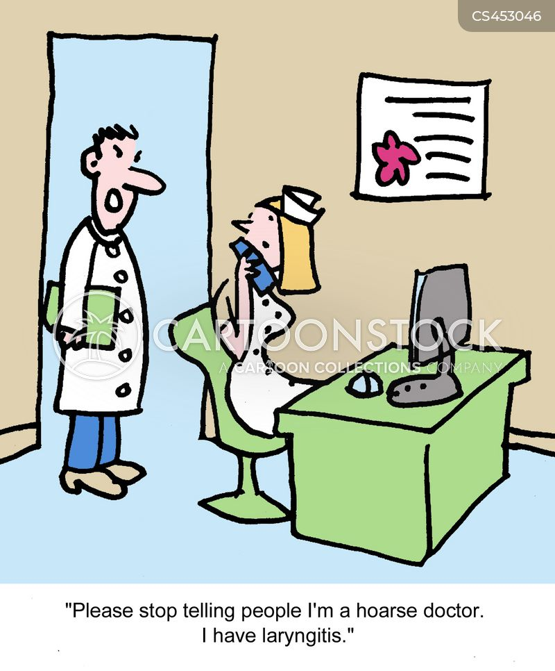 common cold cartoon