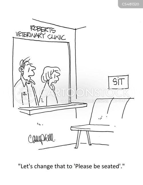 clienteles cartoon