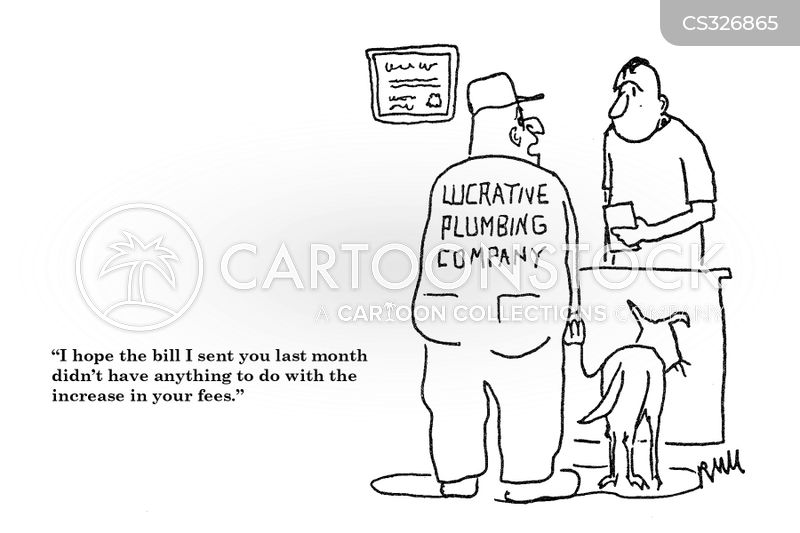 vets bills cartoon