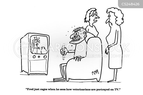 portrayal cartoon