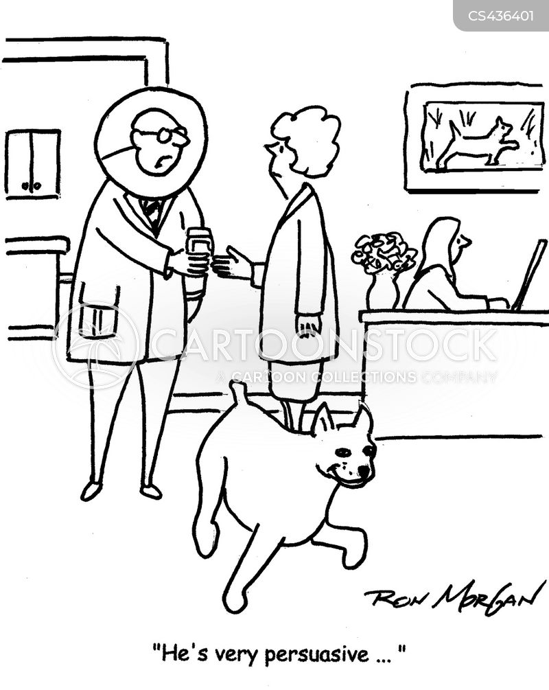 veterinary surgery cartoon