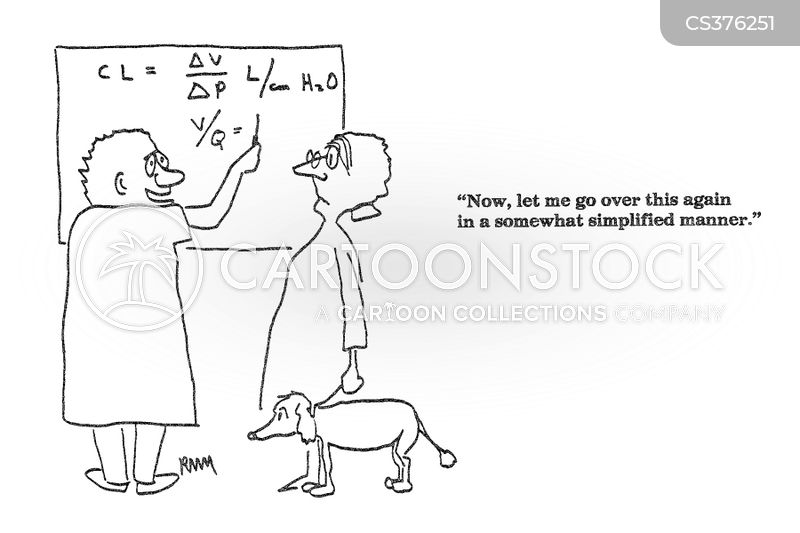 Complicated Explanation Cartoons And Comics Funny Pictures From