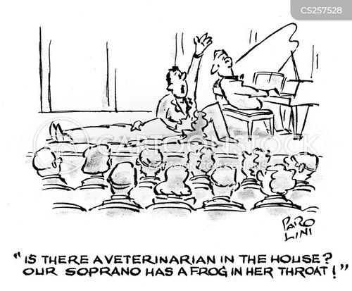 veterianrians cartoon