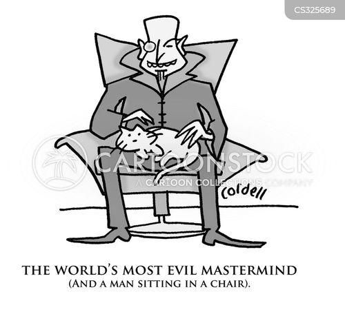 evil masterminds cartoon