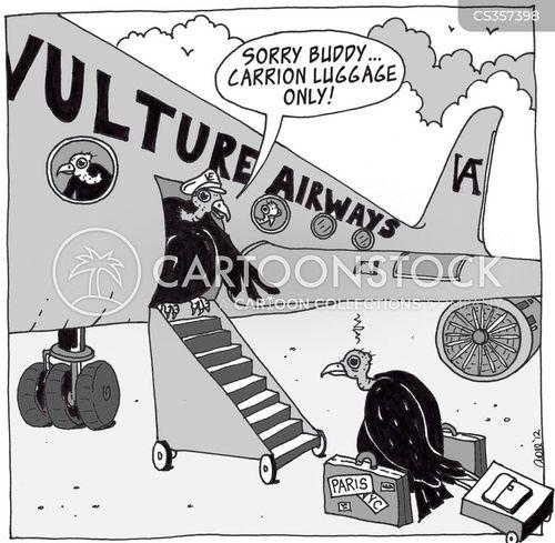 carry on cartoon