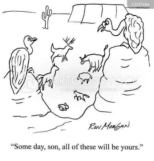 carion cartoon