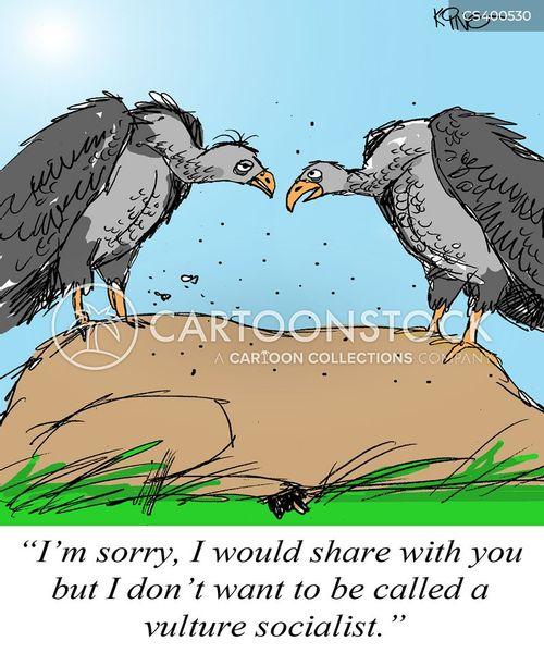oxymorons cartoon