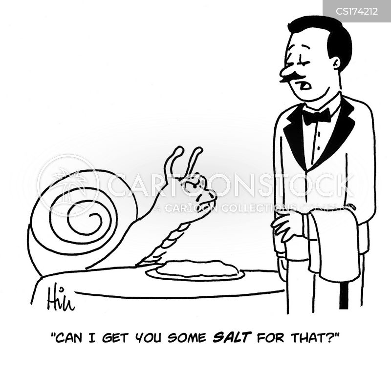 mollusk cartoon
