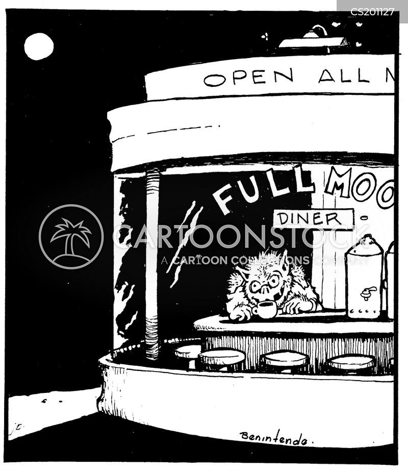 opening times cartoon