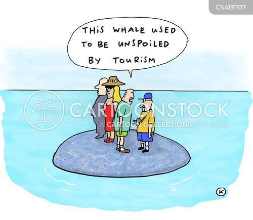 environmental activism cartoon