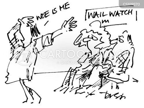 woe cartoon