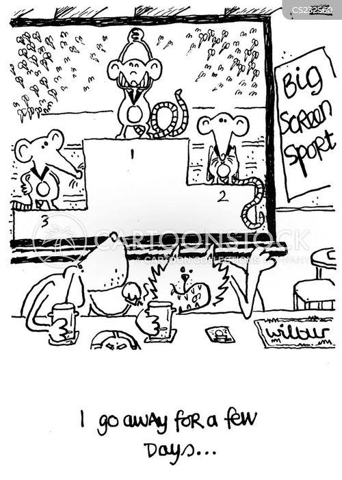mice will play cartoon