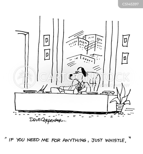obeyed cartoon