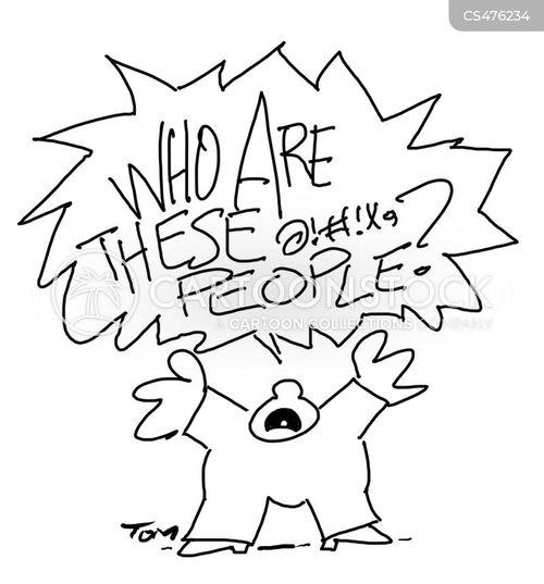 big game hunters cartoon
