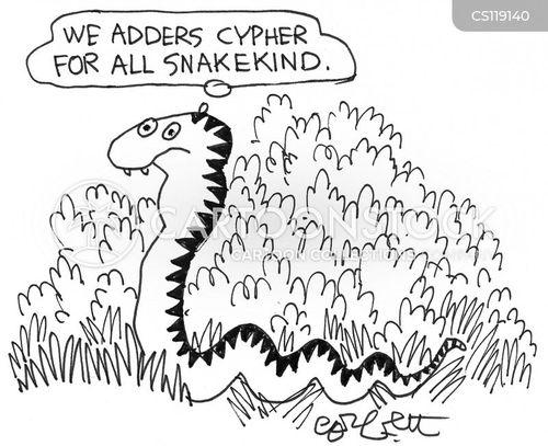 cypher cartoon