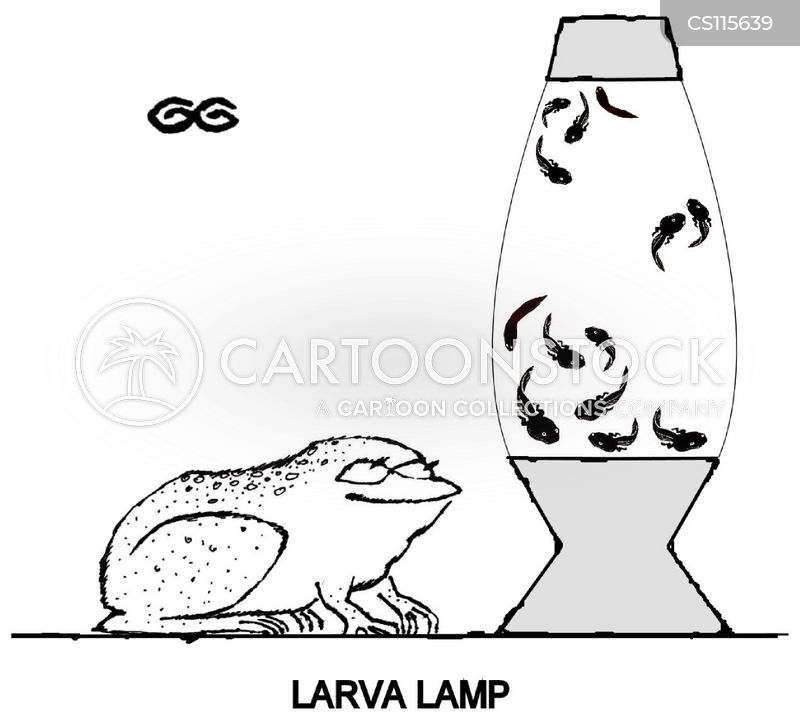 larva cartoon