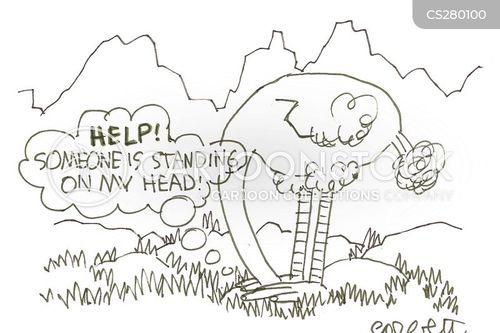 disappearances cartoon