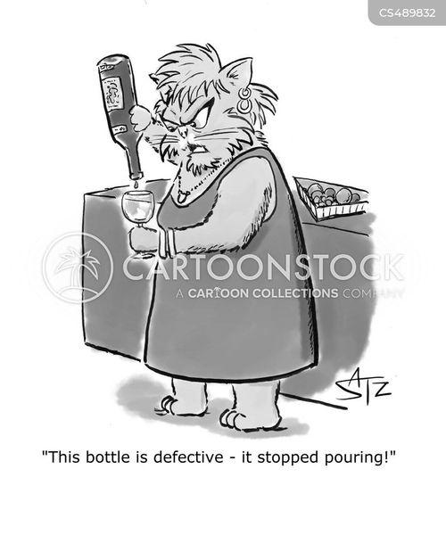 defective cartoon