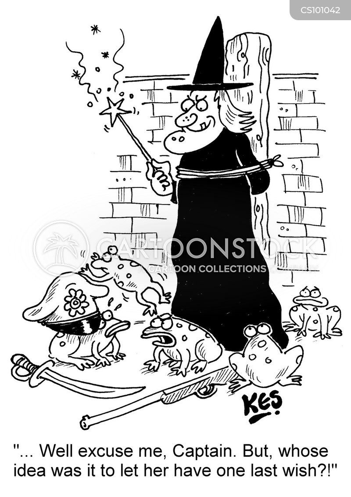 magic wands cartoon