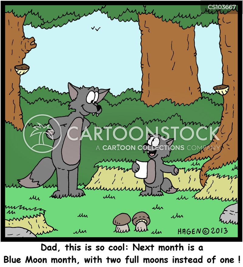 wolf cubs cartoon