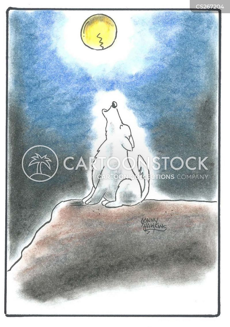 Howling At The Moon cartoons, Howling At The Moon cartoon, funny, Howling At The Moon picture, Howling At The Moon pictures, Howling At The Moon image, Howling At The Moon images, Howling At The Moon illustration, Howling At The Moon illustrations