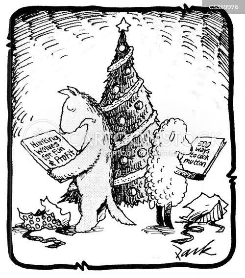 mutton cartoon