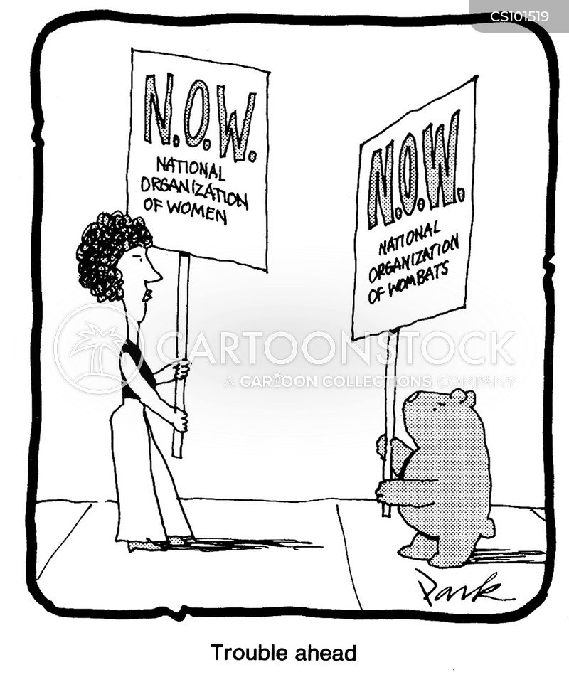 wombats cartoon