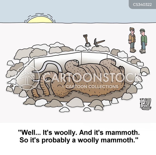 excavation cartoon