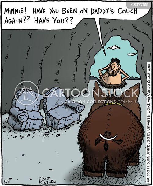 woolly cartoon