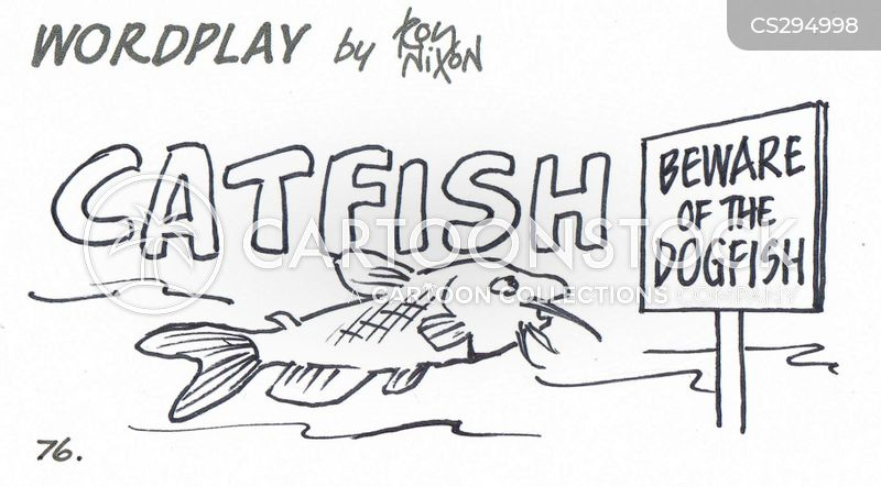 catfish cartoon