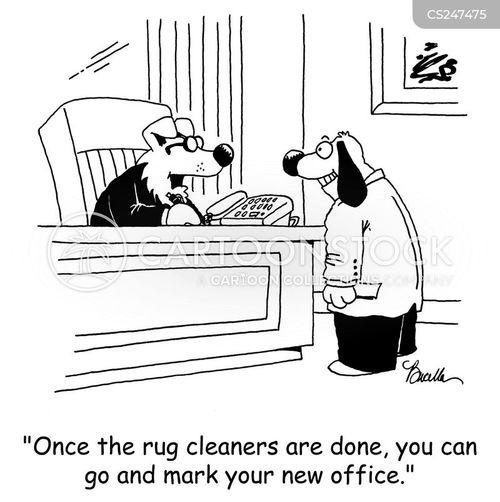 new office cartoon